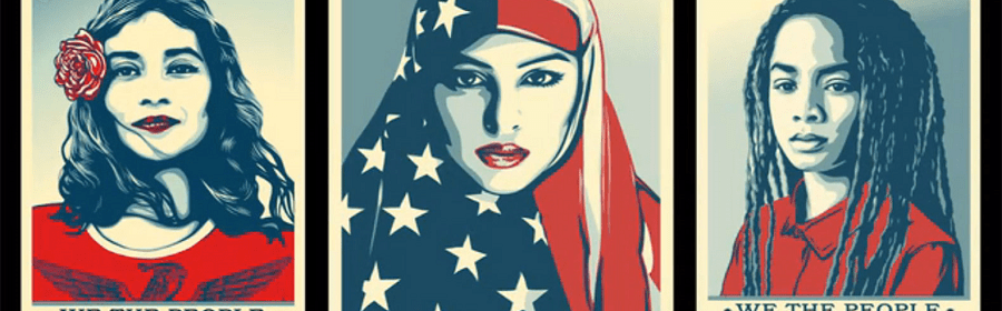 The Resistance: fighting the Trump administration's Muslim Ban and other poliicies