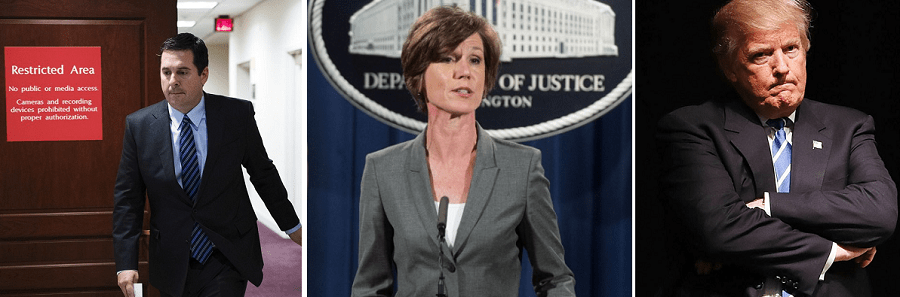 Cover Up: Trump & Nunes Attempt to Block Yates Testimony