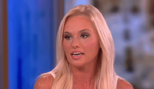 Tomi Lahren on The View