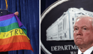 Department of Justice Launches Attack on LGBTQ Civil Rights