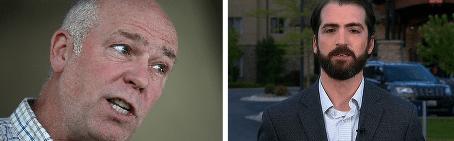 Greg Gianforte & Ben Jacobs