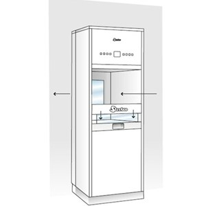 Steelco DS610 SL  10 DIN Washer | Peacocks Medical Group