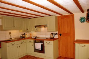 Hillocks Cottage - Kitchen