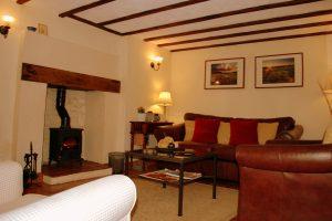 Hillocks Cottage - Sitting room