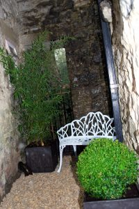 Joiners Cottage - Rear garden