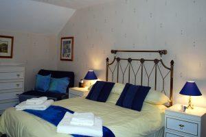 The Nook - Double bedroom