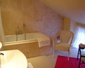 Church Corner Cottage, Youlgrave, Peak District Holiday - Bathroom