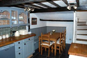 Corner Cottage, Stoney Middleton - Dining area