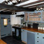 Corner Cottage, Stoney Middleton - kitchen
