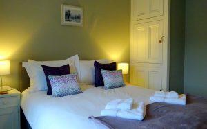 Cherry Cottage, Youlgrave, Peak District Holiday - Double Bedroom