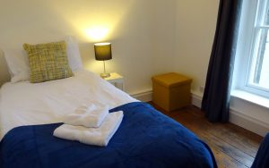 Cherry Cottage, Youlgrave, Peak District Holiday - Twin Bedroom