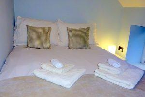 George Mine Barn, Bolehill, Peak District Holiday - Double Bedroom