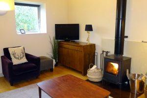 George Mine Barn, Bolehill, Peak District Holiday - Sitting Room
