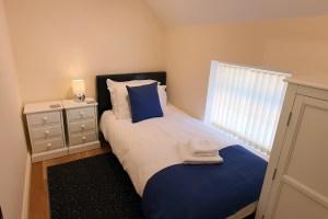 Clock Cottage, Matlock, Single Bedroom