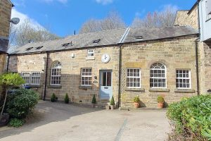 Clock Cottage, Matlock, available from Peak Holidays