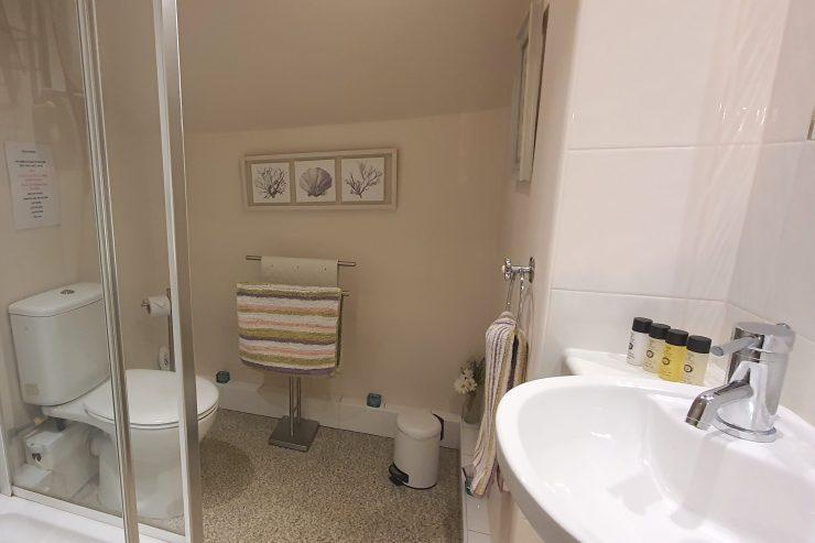 Stanton Cottage - Shower Room