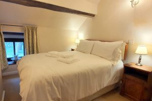 Stanton Cottage, Youlgrave Nr Bakewell, Double Bedroom