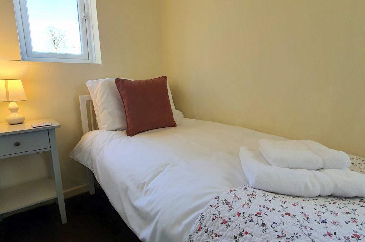 Tudor Cottage, Foolow - Single Bedroom