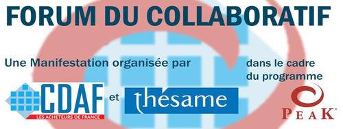 Forum du Collaboratif 2015