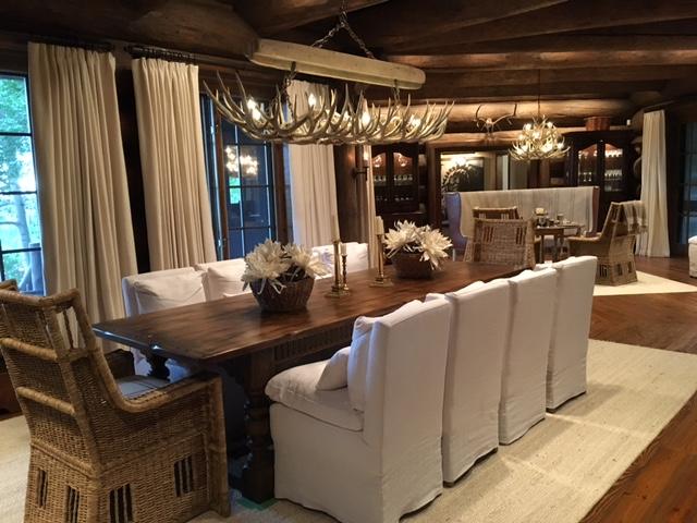 oval mule deer antler chandelier diningroom custom anter chandeliers