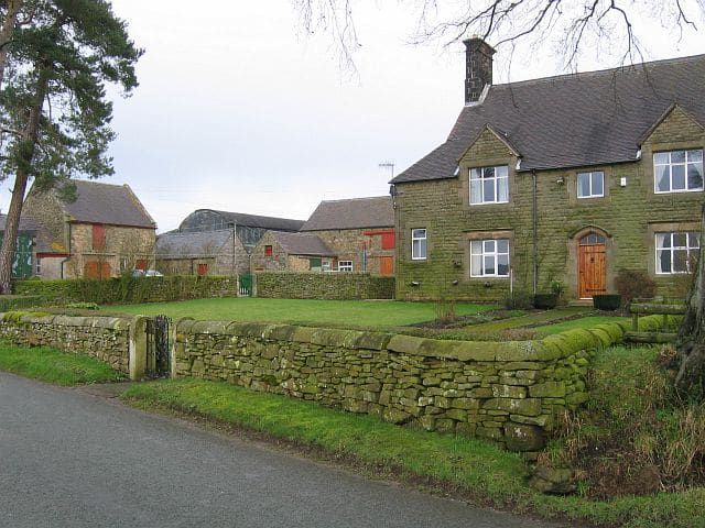 Upper hurst farm
