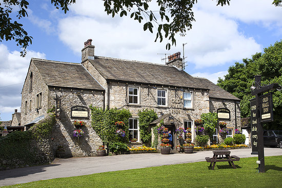 old hall inn peak district