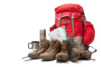 Peak District Walking Kit