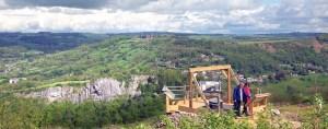 Heights of Abraham Peak District