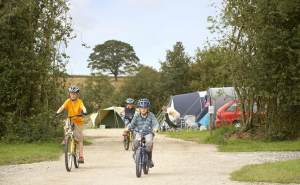 Ashbourne caravan site