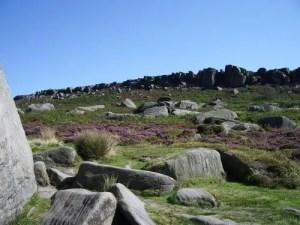 Burbage South boulders