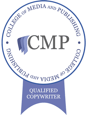 College of Media and Publishing - Qualified Copywriter