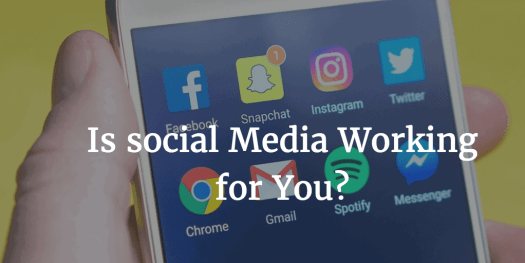 website review with social media review