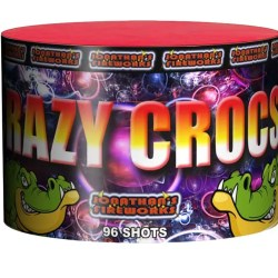 Crazy Crocs Firework