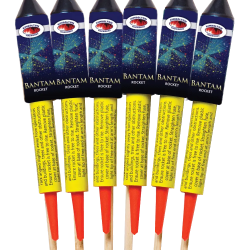 Bantam Rocket Selection
