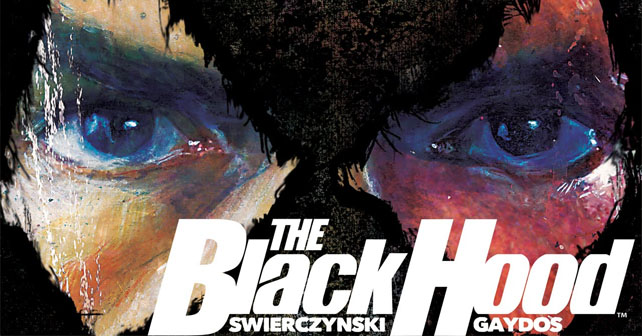 A Conversation with Black Hood's Duane Swierczynski