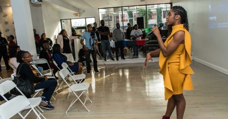 Philly organization Erase the Rate addresses gun violence by empowering the community