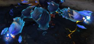 An Earthrager with Azerite Infusion in the MOTHERLODE