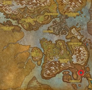 Freehold's location on the world map