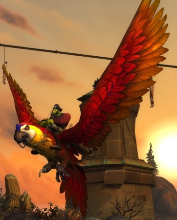 Skycap'n Kragg's boss model in Freehold