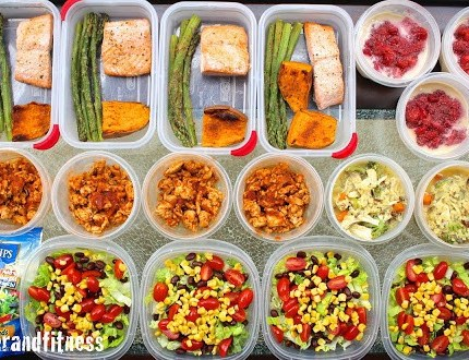 Meal Prep – Week of March 7th