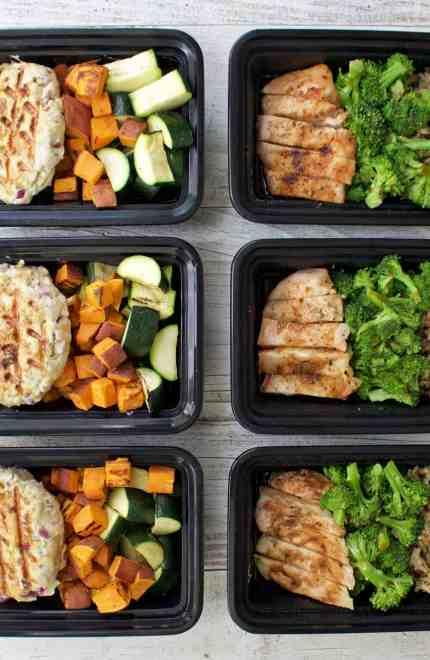 Mid-Week Meal Prep – April 12th, 2017