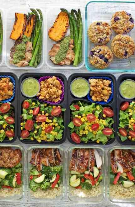 Meal Prep – Week of June 5th, 2017