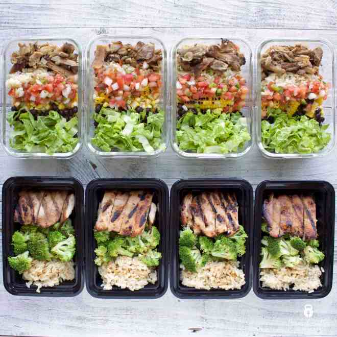 Mid-Week Meal Prep – May 31st, 2017