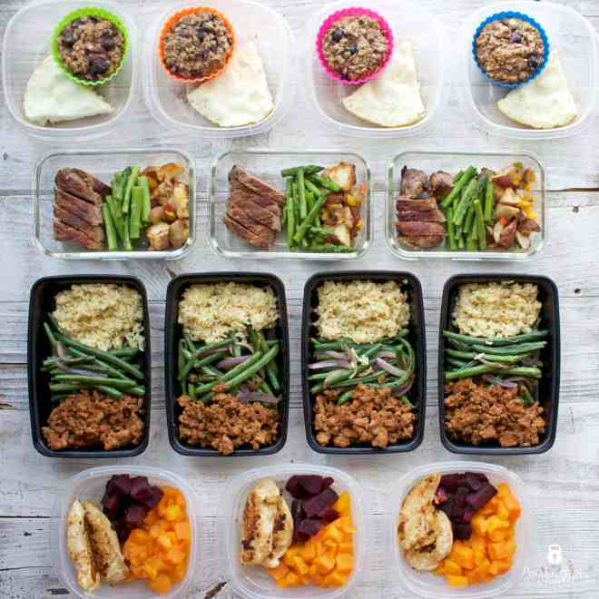 Meal Prep Monday – Week of September 11, 2017