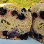Banana Blueberry Bread