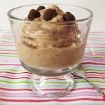 Choco Peanut Butter Banana Soft Serve