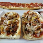 French Bread Pizza Sandwich