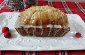 recipe: banana bread with rum glaze [31]