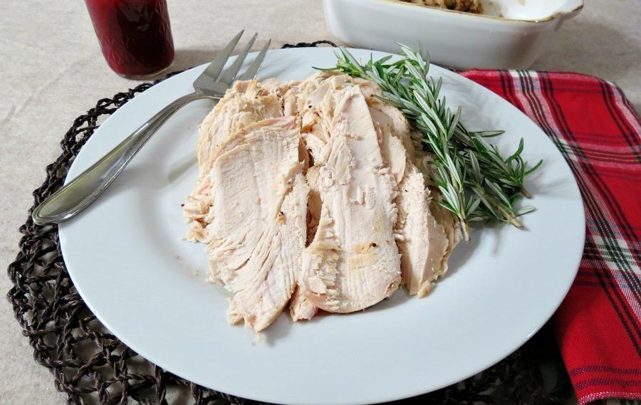 Lemon Rosemary Balsamic Roasted Chicken