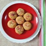 Almost Sugarless Sugar Cookies
